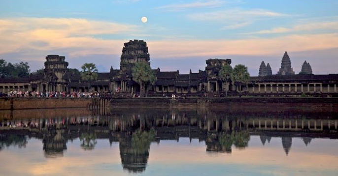 Angkor Wat Holiday