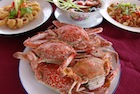 delicious Thai seafood